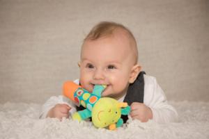 Kinderfotos: Johannes, 5 Monate