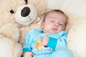Kinderfotos: Raphael, 6 Wochen